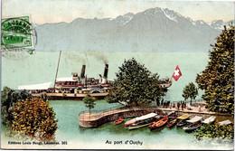 Suisse - Au Port D'Ouchy - Lausanne - VD Vaud