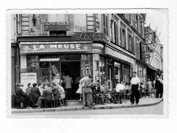 PHOTO - 16.5 X 11 Cm - De 1957 Le CELTIC A NOISY Le SEC Place Jeanne D'ARC Ave Anatole France - Lieux