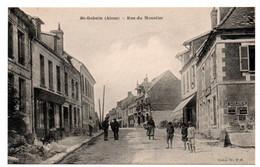 Saint Gobain - Rue Du Moustier  -  CPA°W - Other Municipalities