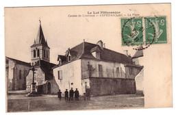 ESPEDAILLAC - La Place - Andere Gemeenten