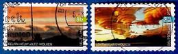 BRD 2020  Mi.Nr. 3531 / 3532 , Himmelsereignisse - Wolken - Selbstklebend / Self-adhesive - Gestempelt / Fine Used / (o) - Usados