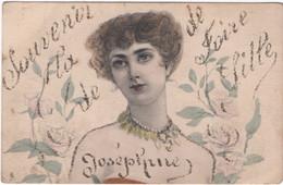 CPA : Joséphine , La Foire De  Lille - Lille