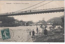 LUZECH - Pont Suspendu - Luzech