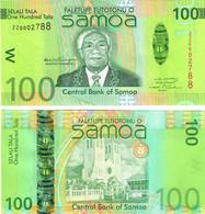 """Samoa 100 Tala 2008 UNC """"ZZ"""" Replacement - Samoa"""