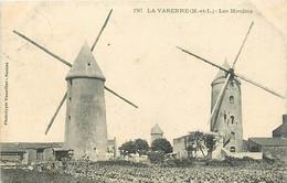 49 SAUMUR - LES MOULINS A VENT - Saumur