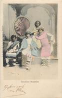 CPA Afrique > Tanzanie ZANZIBAR - Swahily Beauties - Publ. A. C. Gomes & Sons. 1906 - Tanzanie