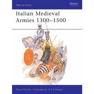 Italian Medieval Armes 1300 -1500    °°°°°   David Nicolle - Cultural