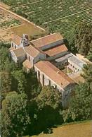 13 - La Roque D'Anthe?ron - Abbaye De Silvacane - Vue Aérienne - CPM - Voir Scans Recto-Verso - Otros Municipios