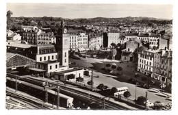 BAYONNE --1961-- Le Quartier Saint-Esprit Et La Gare  (vue Aérienne )..................à Saisir - Bayonne