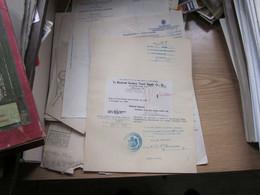 Montreal Sanitary Towel Supply Co Dr  1939 Consulate Jugoslavia - Canada