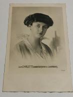 Grand Duchesse Charlotte De Luxembourg. - Altri