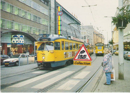 Motrice PCC Du Tramway De La Haye (Pays-Bas) - - Strassenbahnen