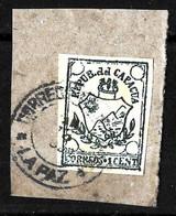546 - BOLIVIA - 1897 - CAPACUA BOGUS ISSUE - CANCELLED - BOGUS, FORGERY, FALSE, FALSCH, FAKE, FALSO - Collezioni (senza Album)