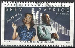 Sweden 1999. Mi.Nr. 2111, Used O - Usati