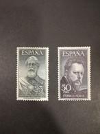 ESPAÑA.Año 1953.Legazpi Y Sorolla. - Unused Stamps
