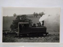 Locomotive. Waltham Iron Ore Co. Knipton. Cambrai. 8.5x13.5 Cm - Treinen