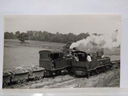 Locomotive. Waltham Iron Ore Co. Knipton. Cambrai. Nantes. 8.5x13.5 Cm - Treinen