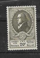 België  N° 890 Xx Postfris  Cote 107 Euro - Ungebraucht