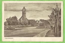 ANG072  CPA  VÖKLINSHOFEN  (Haut-Rhin)   Maison D'art Alsacien Marqueterie Spindler Elsässisches Kunsthaus  +++ - Sonstige Gemeinden