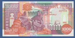 SOMALIA - P.37a – 1.000 SHILIN 1990 - UNC  -  Block D083 - Somalia