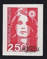 1991 France Yv 2720 Marianne Série Générale **SC TTB Très Beau, Neuf Sans Charnière  (Yvert&Tellier) - Ongebruikt