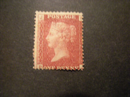 GREAT BRITAIN - 1858, SG #43,Mint W.F, Tav. 172, Firmato Enzo Diena - Unused Stamps