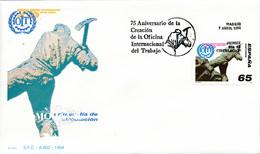 1994 Spanien  Mi 3149 O.I.T. Amtlichen Stellen Ersttagsbrief  Guter Zustand (FDC)  (Michel) - FDC