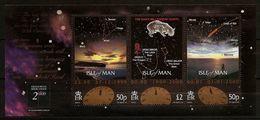 ISLE Of MAN 1999 - MILLENNIUM (I) Manx Zenith - Bloc 38 Mi 843-45 MNH ** Cv€10,00 N340a - Isla De Man