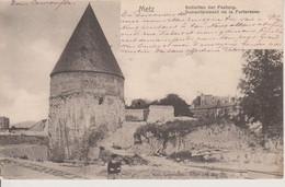 57 - METZ - DEMANTELEMENT DE LA FORTERESSE - NELS SERIE 104 N° 72 - Metz