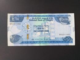 ETHIOPIE 100 BIRR 2020.XF - Ethiopia