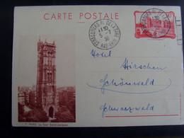 18563- CP Commémorative Conciergerie N° 7, Sanguine, Obl, Réf. Storch Com F1b, Cote 11€1 - Postales Tipos Y (antes De 1995)