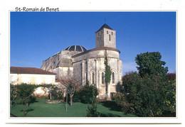 17600 SAINT-ROMAIN-DE-BENET - Lot De 2 CPM - Voir Détails Dans La Description - Other Municipalities
