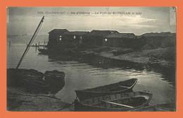 A715 / 367 17 - ILE D'OLERON Port De Saint Trojan - Ile D'Oléron