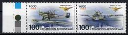 Chile 2016. Armada De Chile. Chilean Navy. Aviation. Airplanes. MNH - Chile