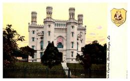 Louisianna Baton Rouge   Capitol Building - Baton Rouge