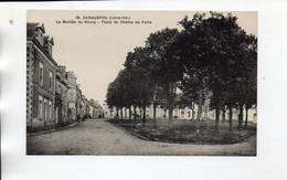CARQUEFOU LA MONTEE DU BOURG PLACE DU CHAMP DE FOIRE - Carquefou