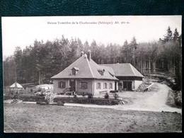 88 ,  Maison Forestière De La Charbonnière En 1922 ...scan Recto Verso - Autres Communes