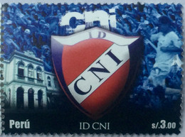 PERU 2010 MNH STAMP  ON ID CNI - Peru