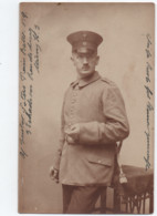 Rendsburg  Courrier  Militaire Allemand   1916 - Personaggi