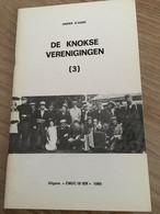 """Cnoc Is Ier """"De Knokse Verenigingen"""".  Knokke, Heist, Duinbergen, Heemkunde. 1980. - History"""