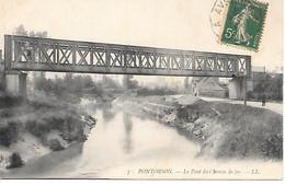 A/31      50      Pontorson      Le Pont Du Chemin De Fer - Pontorson