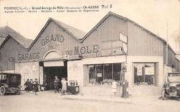 """PORNIC - GRAND GARAGE Du MÔLE """" Ch. GASSE """" - Agence Citroën, Berliet, Michelin - Atelier Moderne De Réparations - Pornic"""