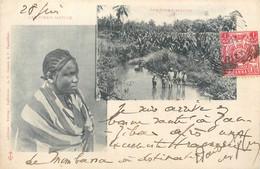 CPA Afrique Tanzanie Zanzibar Native Maure - Tanzanie