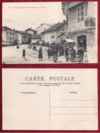 CPA..BELLEGARDE...DOUANE FRANCAISE ...LA VISITE - Bellegarde-sur-Valserine