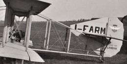 AEROPORTO, AEREO. AIRPORT, PLANE. . Aviazione. 飛機場.  I-FARM.  Landini. 227k - Zonder Classificatie