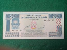 Guinea 25 Francs 1960 - Guinea
