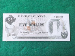 Guiana 5 Dollars - Guyana
