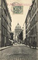 PARIS  Rue Du Val De Grace Ouverte Sur Le Terrain Des Carmelites  RV - District 05