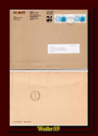1994 Finland Suomi Cover Helsinki Send To Italy - Cartas