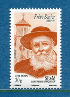 ⭐ Saint Pierre Et Miquelon - YT N° 1076 ** - Neuf Sans Charnière - 2013 ⭐ - Unused Stamps
